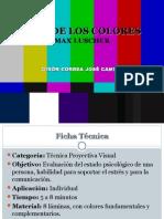 Test de Colores de Lusher