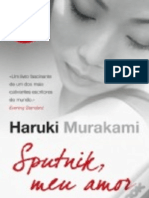 Sputinik Meu Amor - Haruki Murakami