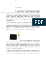 caracteristicas y tipos de paneles solares Capitulo II.docx