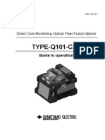 TYPE Q101 CA Operation Manual