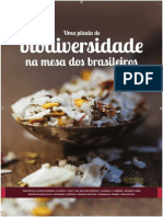 Uma pitada de biodiversidade na mesa dos brasileiros