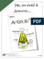 antidote rx