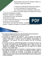 Derecho Penal II TEMA 2