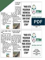 Leaflet Harien (Belakang)