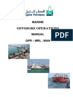 Rev 4 Marine Offshore Operations Manual - Sep 2013