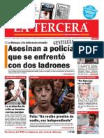 Diario La Tercera 04.02.2015