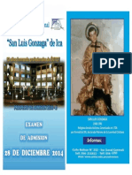 Prospecto Admision 2014 - II - WEB