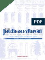 The Jere Beasley Report, Jul. 2007