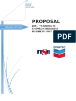 Proposal Kp Chevron (Reservoir Eng)