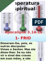 Temperatura Espiritual