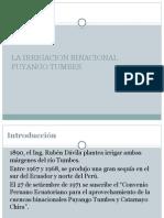 La Irrigacion Binacional Puyango Tumbes