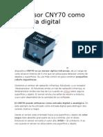 El sensor CNY70 como entrada digital.docx