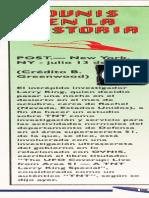 Ovnis en La Historia - R-080 Nº042 - Reporte Ovni