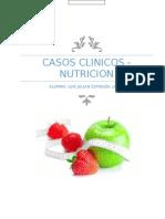 CASOs CLINICOs Nutricion