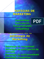 Estrategia s de Marketing