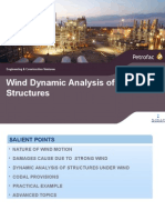 Wind Dynamic Analysis of Structures