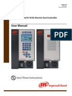 Insight IC-D and IC-M DC Electric Tool Controller
