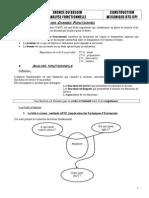 Analyse Fonctionnelle Résumé