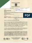 Carta Ministerio de las TIC