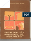 Manual Diseño - Madera