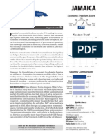 Jamaica Economic Freedom Report
