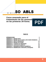 ABLS QUEMADURAS