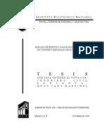 264_analisis de Edificios a Base de Marcos Rigidos de Concreto Reforzado en Zonas Sismicas