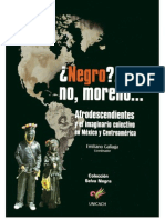 Vistiendo Lo Ajeno La Vestimenta de Los Esclavos en La Nueva España
