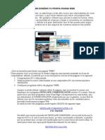COMO DISEÑAR TU PROPIA PAGINA WEB.doc