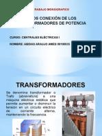 TIPOS DE CONEXION DE TRANFORMADORES DE POTENCIA.pptx
