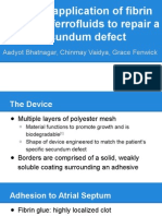Non-Invasive OSD Procedure