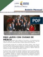 Boletín de Enero 2015 - Embajada de Colombia en México
