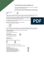 Ejercicios de Aplicación Del Nuevo Plan Contable Gubernamental 2010