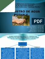 Suministro de Agua Potable