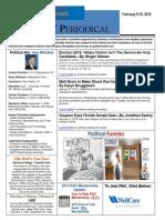 Feb 9-15 PAC Newsletter