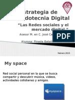 Las Redes Sociales y El Mercado Digital (1)