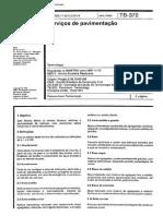 NBR 11170-1990 - Serviços de Pavimentação