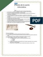 La Ruleta de Informática Instructivo 1