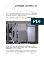 Comunicando Un Plc Compaclogix l32e
