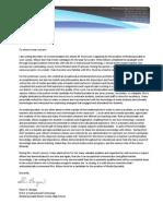 Sherri Barajas Letter of Recommendation