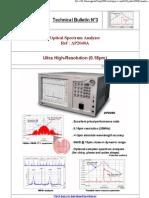 Technical Bulletin N°3 - APEX Technologies