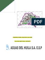 Diseño Bombeo Tanque Zona Alta La Plata Huila