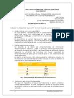diodos, examen