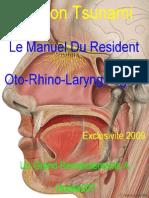 Le Manuel Du Resident - Oto-Rhino-Laryngologie II.pdf