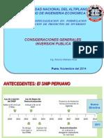 Consid Generales Tipos PIP