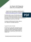 Computer Repair With Diagnostic Flowcharts