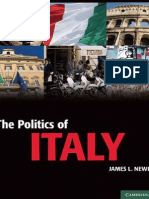 The Politics Of Italy Governance In A N James L Newell