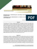 Epistemologia e Administração Reflexões