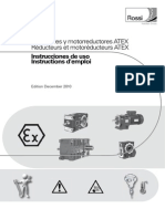 131 Manual Atex Reductores y Motorreductores Edicion Diciembre 2010