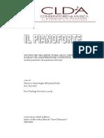 Storia e Tecnologia Del Pianoforte
